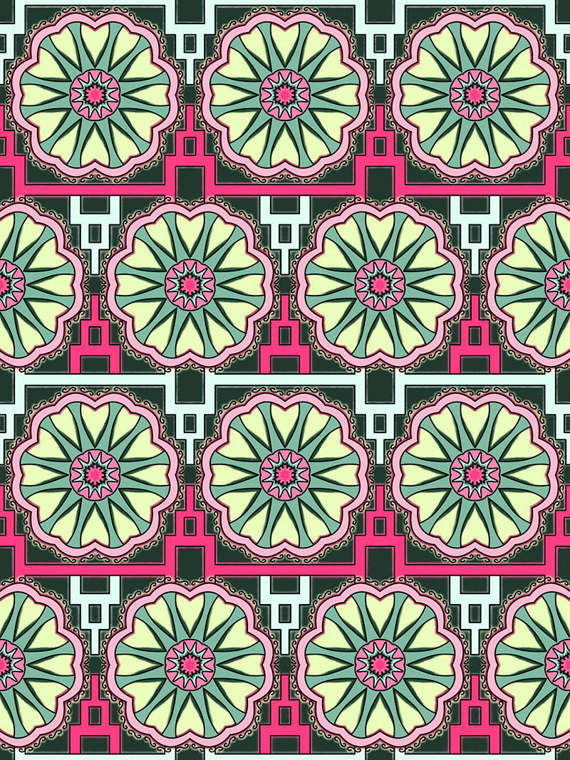 This Is Volume 2 In The Mandala Patterns Coloring Book Series 50 New Elegant And Detailed Pattern Designs Follow On From 1