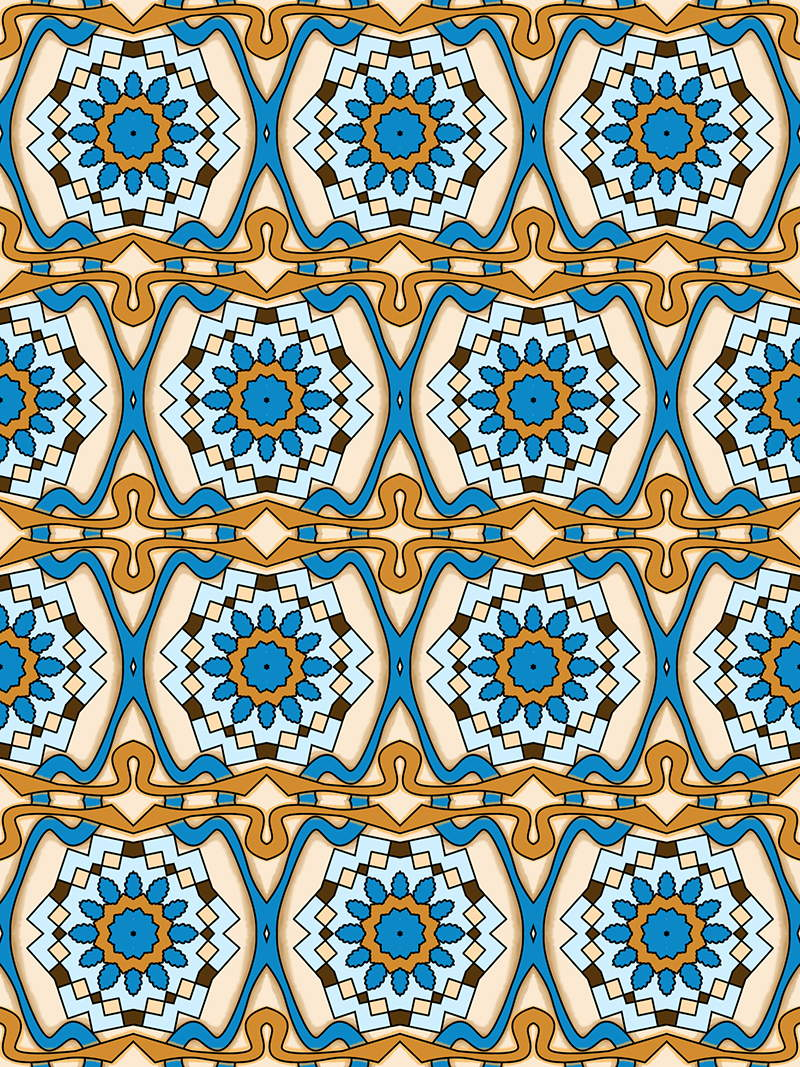 This Is Volume 4 In The Mandala Patterns Coloring Book Series 50 New Elegant And Detailed Pattern Designs Follow On From Volumes 1 2 3