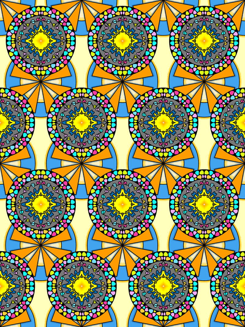 Coloring Patterns For Adults