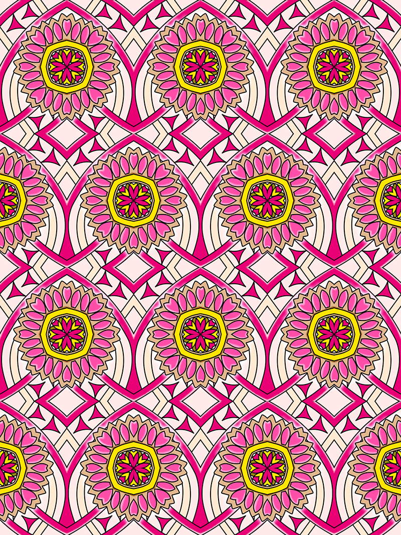 Mandala Pattern Coloring Pages for Adults: Mandalas To Color (Mandala