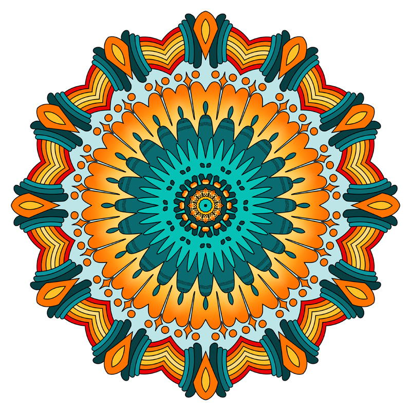 Great Big Book 2 Of Mandalas To Color - Over 300 Mandala Coloring ...