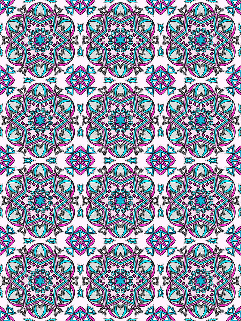 - Mandala Pattern Coloring Pages For Adults: Mandalas To Color (Mandala