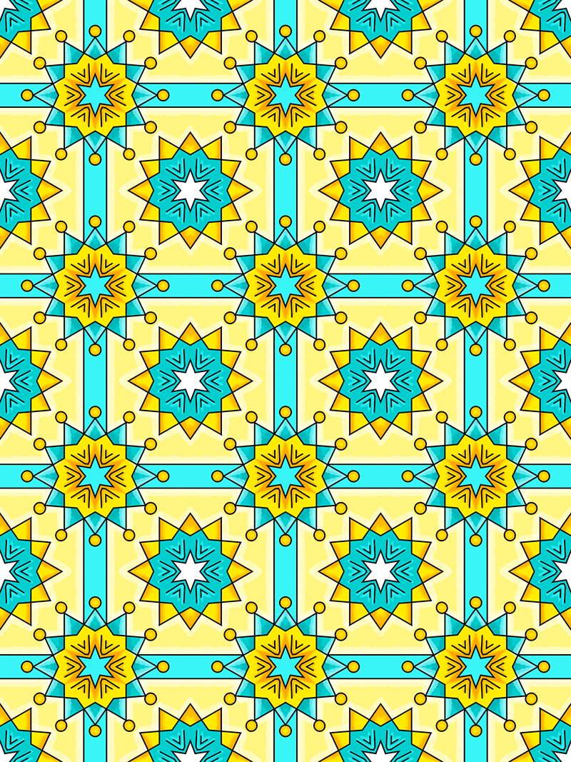 Mandala Pattern Coloring Pages For Adults Mandala